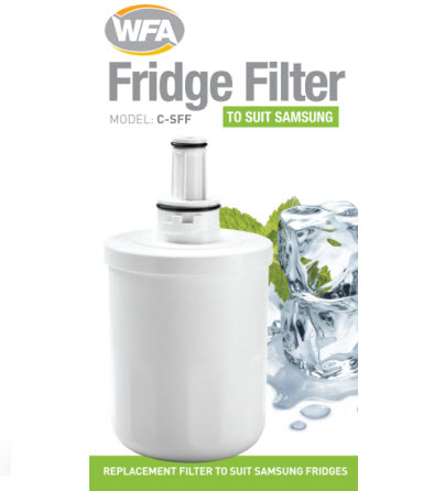 how to change fridge water filter