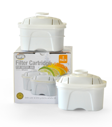 WFA 2 Pack Oval Jug Filters