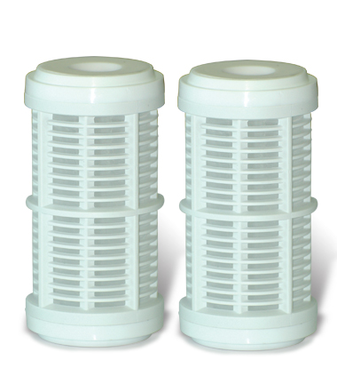 Twin Rain Water Filter Cartridges