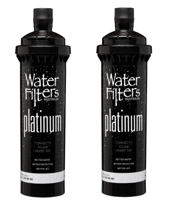 Twin Pack Platinum Filter Cartridges