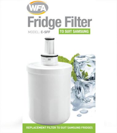 WFA Samsung fridge filter