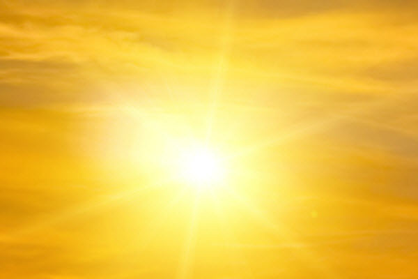 Tips for staying cool in a heatwave