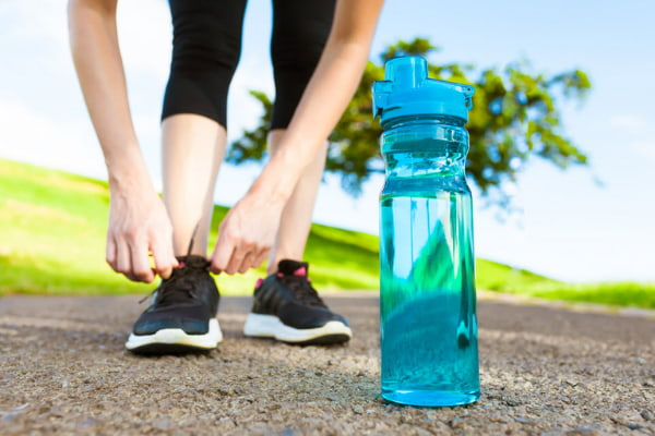 The importance of drinking filtered water when you exercise