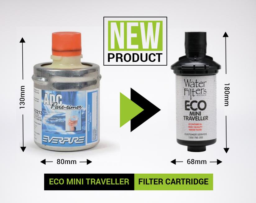WFA Eco Mini Traveller Cartridge