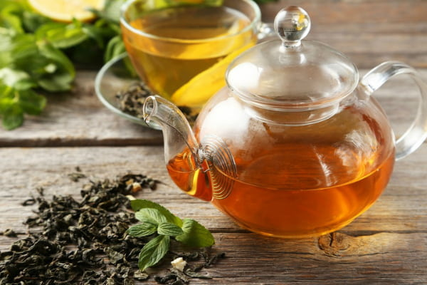 Why is filtered water important for the perfect cup of tea?