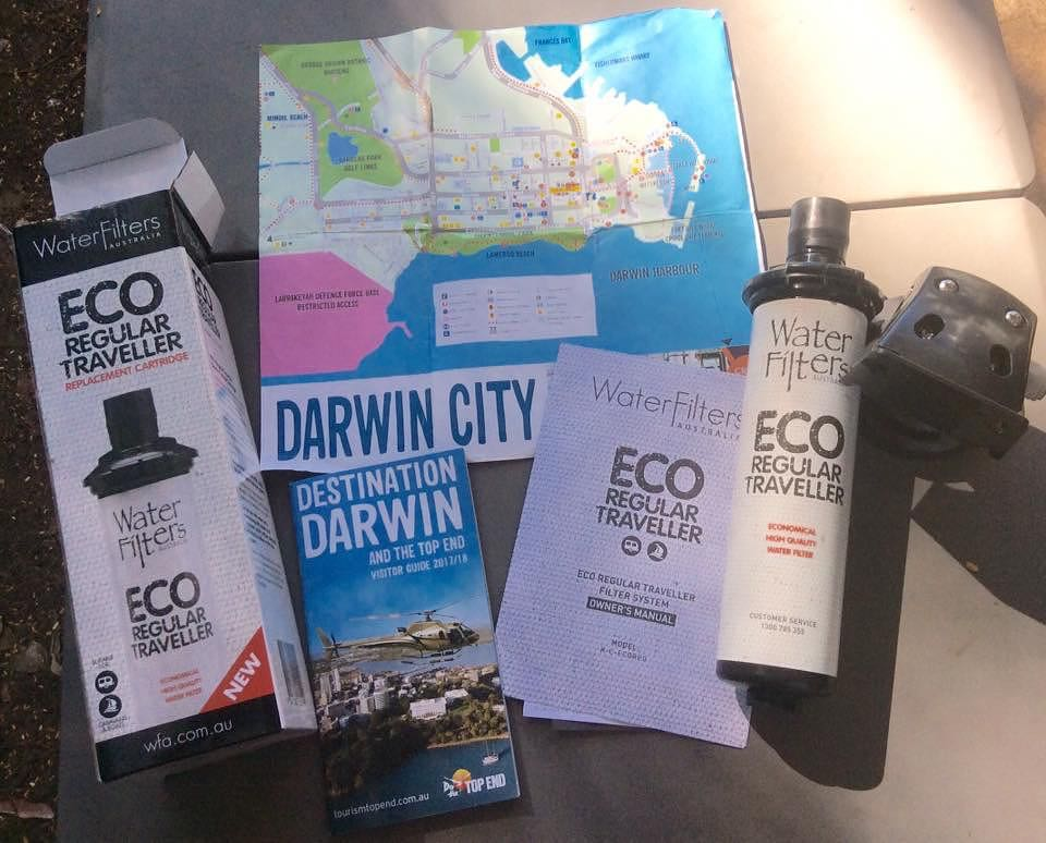 ECO Regular Traveller Cartridge Kit