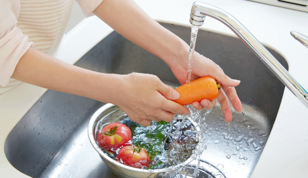 Filtered water all the time - What about water wastage?