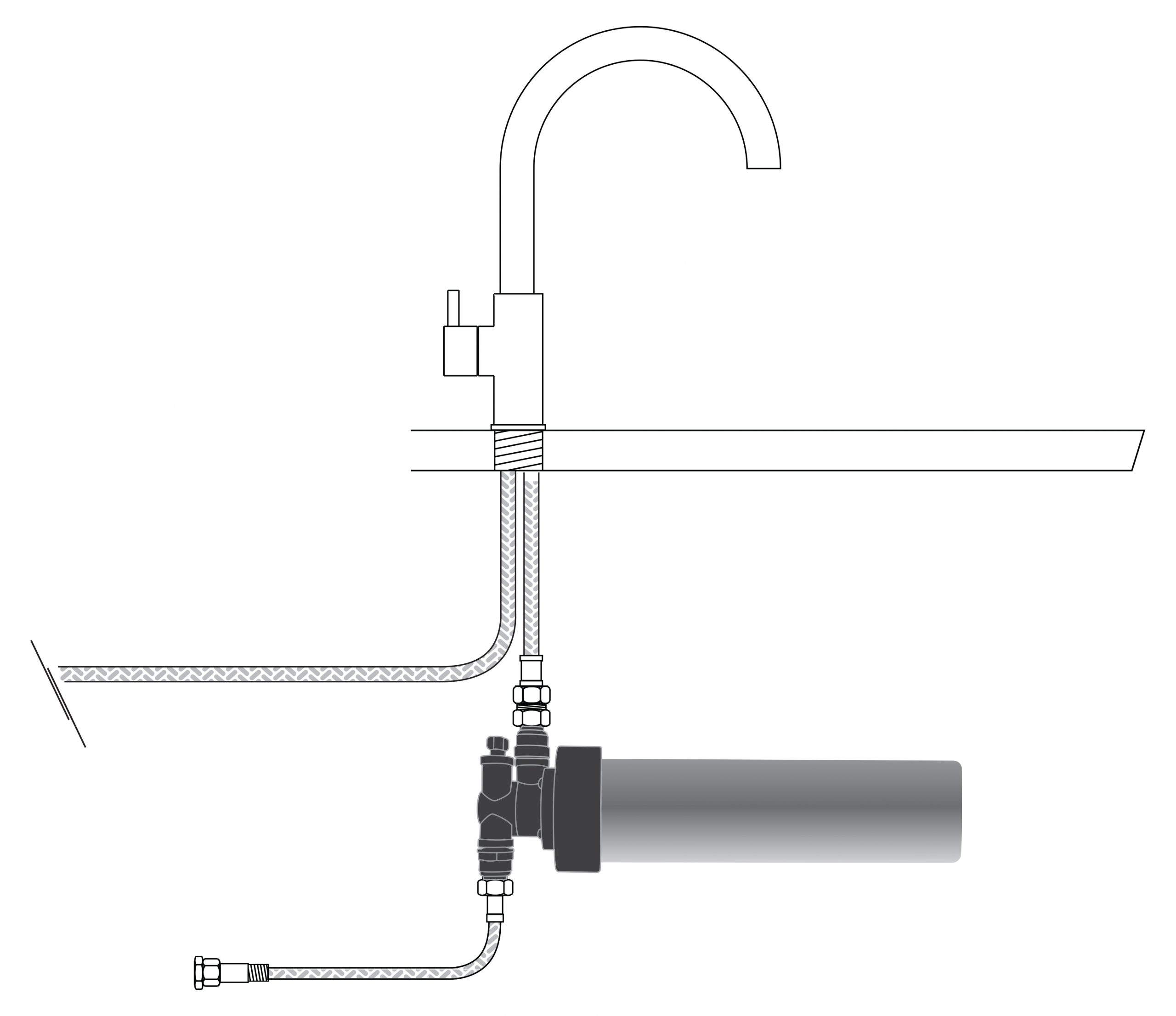 The First Horizontal Fitting