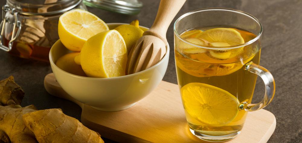 A Simple Hot Lemon, Ginger & Turmeric Recipe
