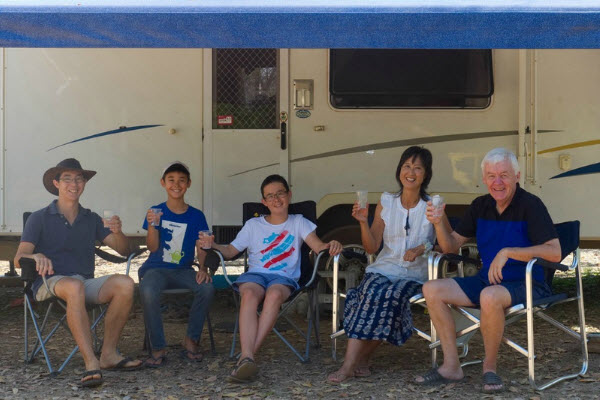 Travels with my water filter – the Corin family