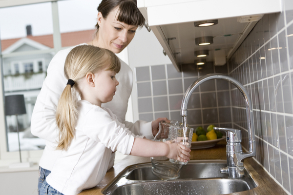 A filter system you can trust to protect the health of your family