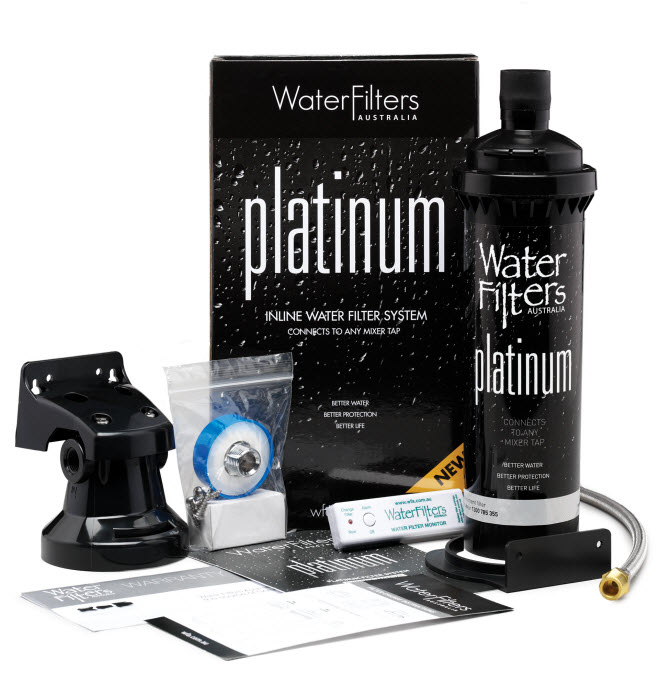 Inline Water Filter System