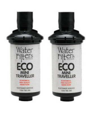 Twin pack ECO mini traveller