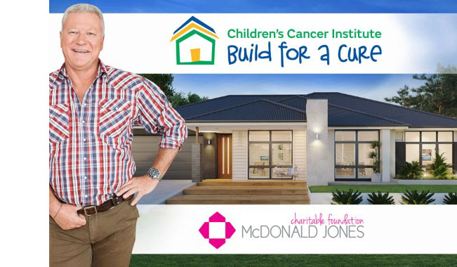 Build for a Cure home