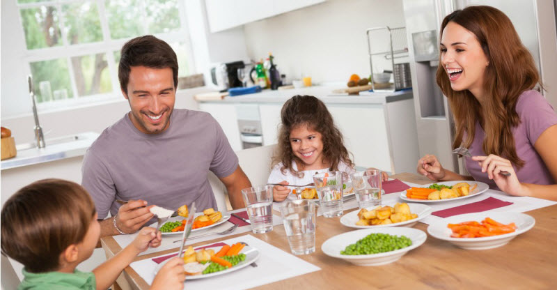 Healthy filtered water for all the family