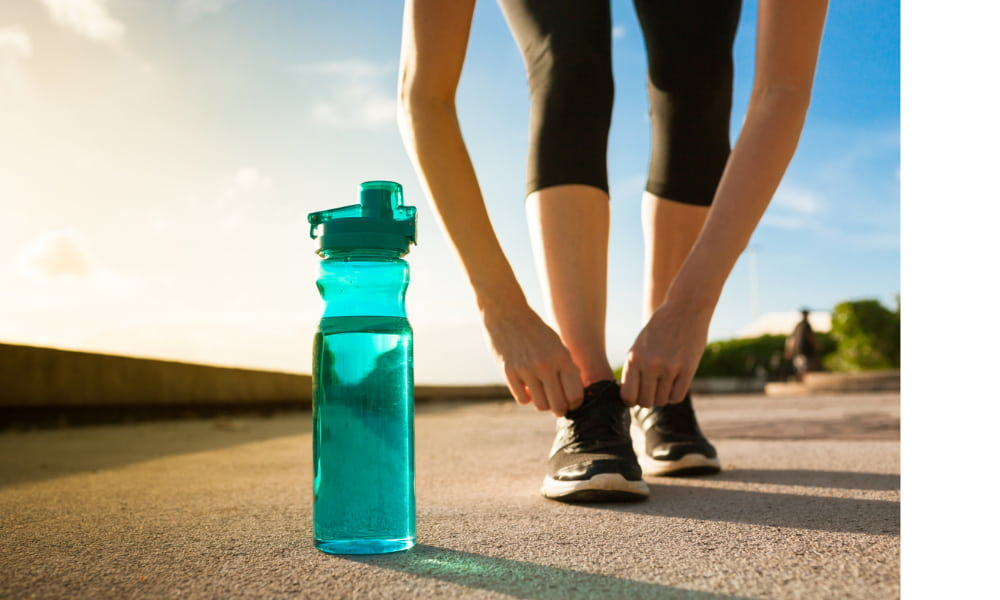 Water improves your exercise
