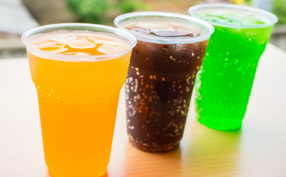 The problem with sweet drinks