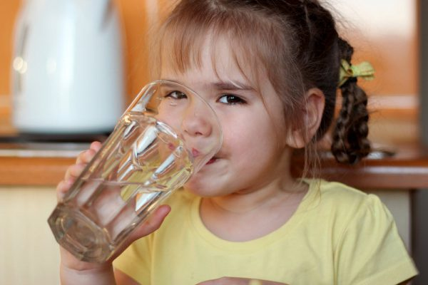 The benefits of filtered water for children