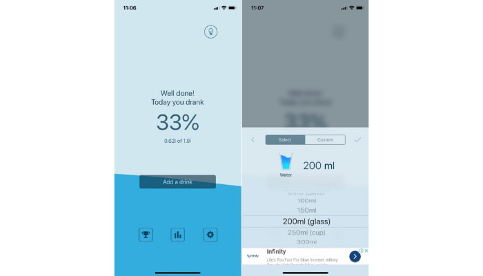 1.My Water - Daily Water Tracker