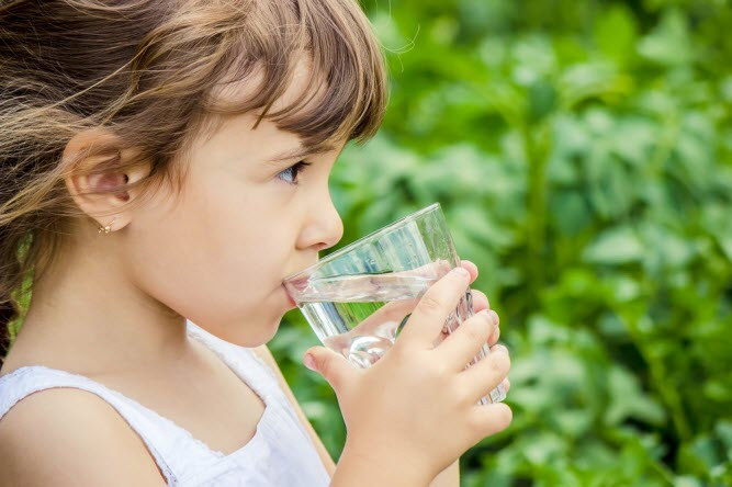 Why tap water via a home filter system is the better option…