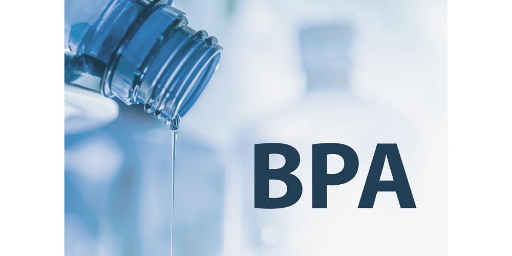BPA in water bottles