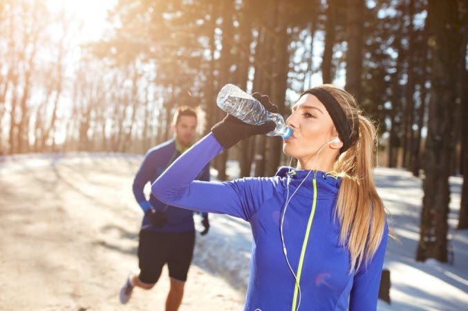 Tips for staying hydrated in winter