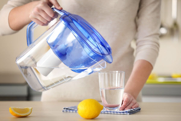 What are the different ways to filter your drinking water?