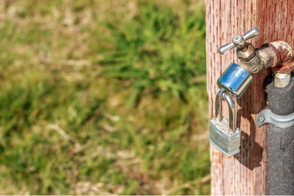 Water restrictions start December 10