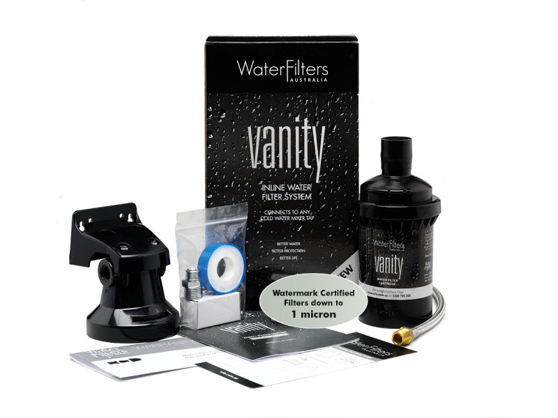 Bathroom Vanity Filter System kit