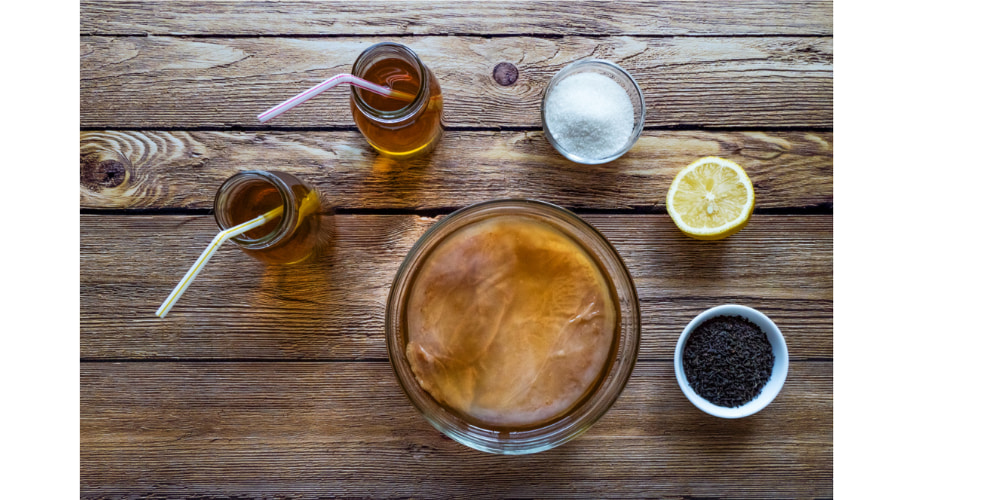What you'll need to make kombucha at home