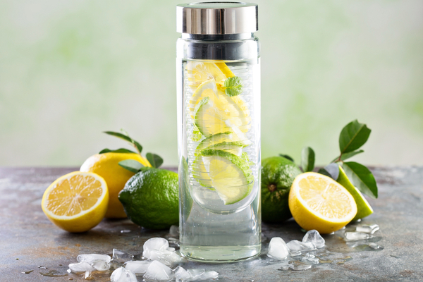 Five ways to flavour filtered water