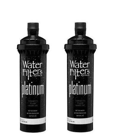 Twin Pack Platinum Filter Cartridges